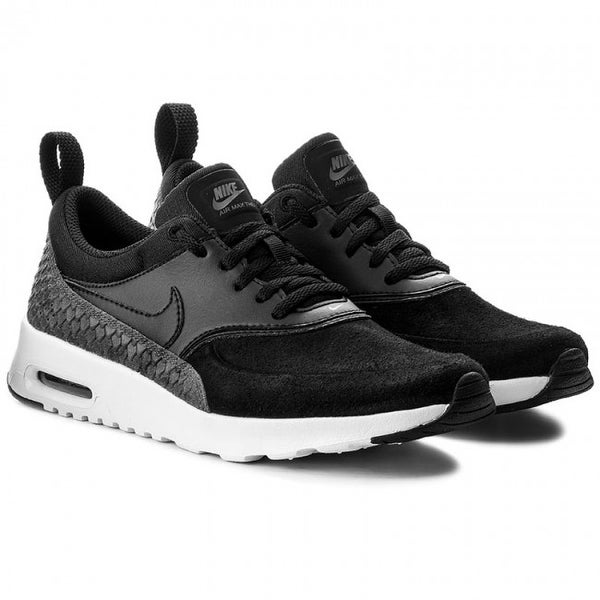 Shop Nike Womens Air Max Thea PRM Low Top Lace Up Running