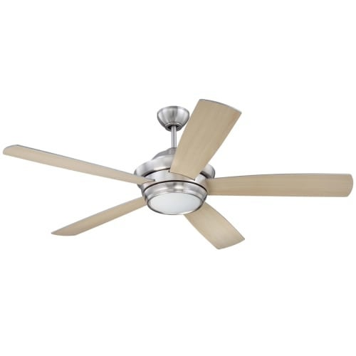 "Craftmade TMP525 Tempo 52"" 5 Blade Ceiling Fans - Blades, Remote and Light Kit Included"