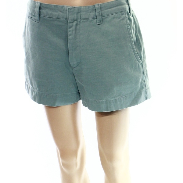 ... 58ro7627 black; polo ralph lauren new foster green womenx27s size 14  chino twill shorts