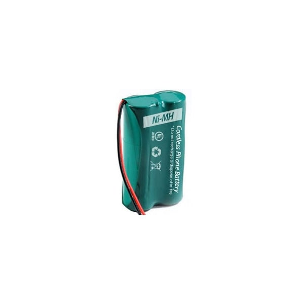 Replacement For AT&T BT8001 Cordless Phone Battery (750mAh, 2.4V, NiMH)