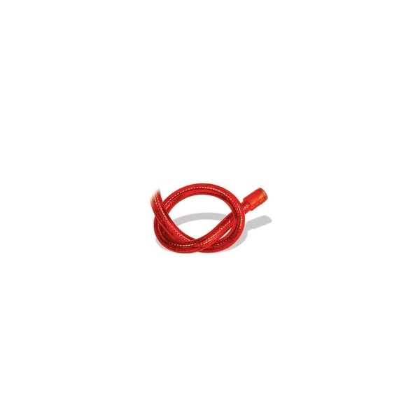 Christmas at Winterland C-ROPE-RE-1-10 150 Foot 10mm Red Incandescent Rope Light with 12 Inch Spacing, 18 Inch Cut Length, and