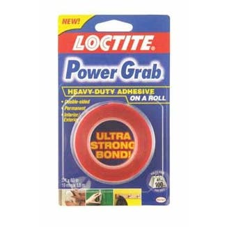 Loctite 1360350 Power Grab Heavy Duty Adhesive Tape On A Roll