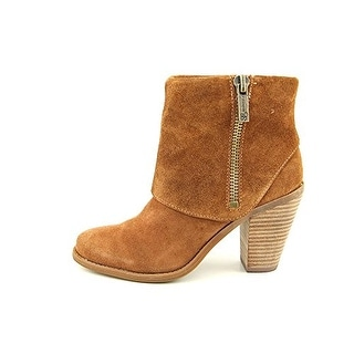 Jessica Simpson Caufield Suede Ankle Boot
