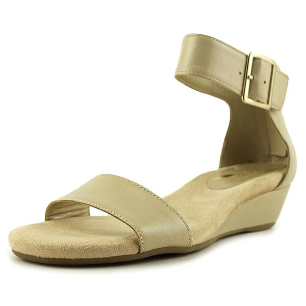 Aerosoles Yeterday Women Nude Sandals