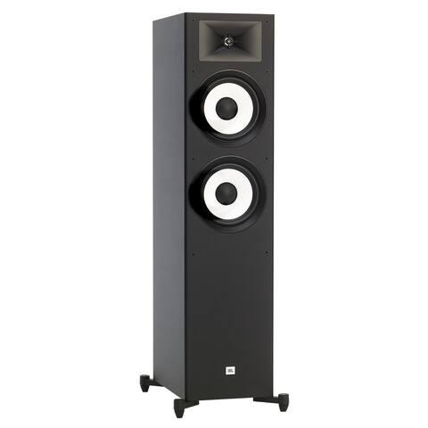 JBL Stage A190 Floorstanding Loudspeaker - Each - Black