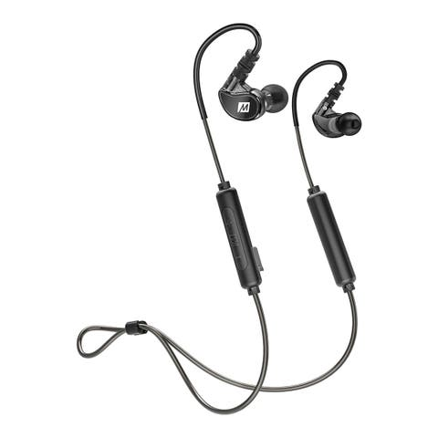 MEE audio X6 Wireless In-Ear Headphone Generation 2 (Black)