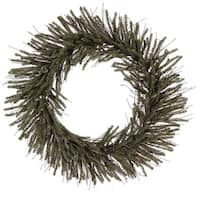 "6"" Mini Vienna Twig Artificial Christmas Wreath - Unlit"