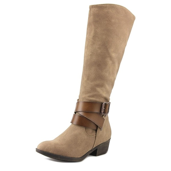 Blowfish Sharpshooter Women Round Toe Synthetic Knee High Boot