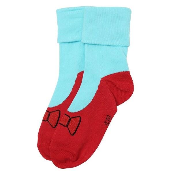 Wizard Of Oz Dorothy Slippers Socks