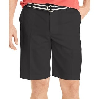 Izod Mens The Driver Casual Shorts Dri-Fit Wrinkle Resistant
