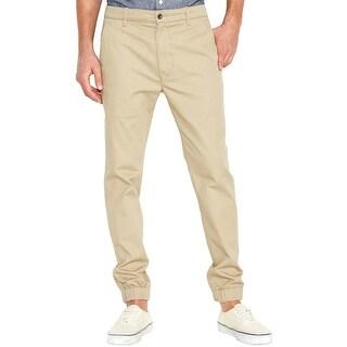 Levi's Regular Fit Stretch Khaki Chinos Jogger Pants