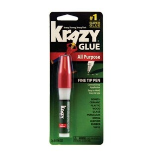 Krazy Glue KG82448R All Purpose Pen, 3 Gram