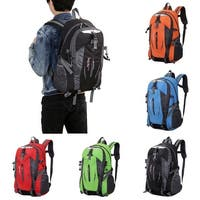 Outdoor Waterproof Sports Travel Camping Mountaineering Backpack Shoulders Bag