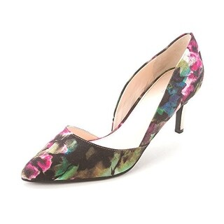 Bar III Womens Natalie Pointed Toe D-orsay Pumps