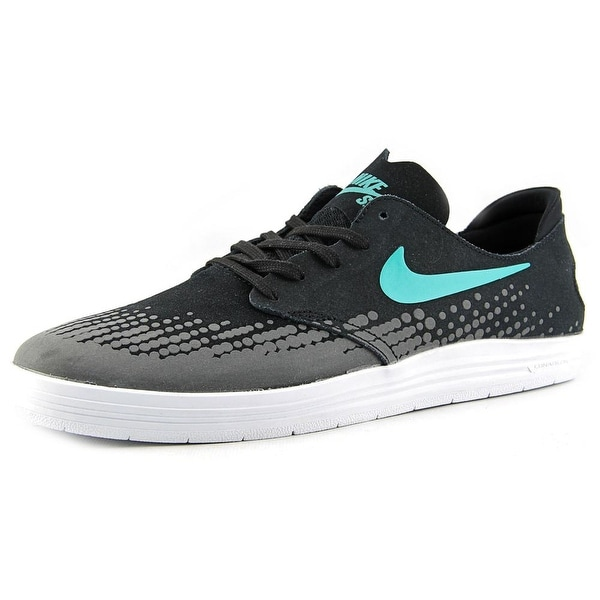 Nike Lunar Oneshot Black/Lt Retro-White Sneakers Shoes