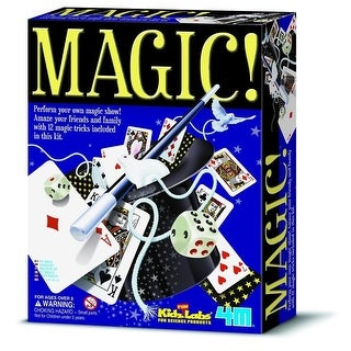 Kidz Labs 4M Magic Set