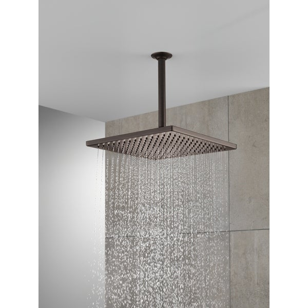 Delta Universal Showering Components Single-Setting Metal Raincan Shower Head (52159-RB25). Opens flyout.
