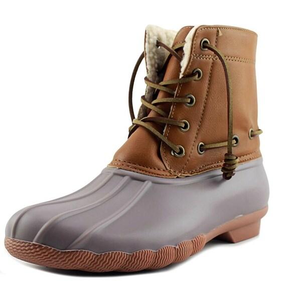 Seven7 Speyside Women Round Toe Synthetic Rain Boot