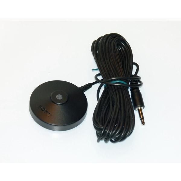 OEM Sony Measurement Microphone Originally Shipped With: BDVT37, BDV-T37, STRDA3600ES, STR-DA3600ES, STRK880, STR-K880