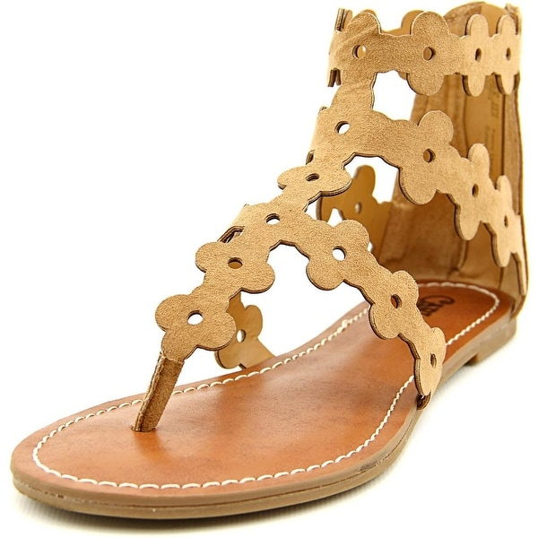 Carlos by Carlos Santana Finesse Women Open Toe Synthetic Gladiator Sandal