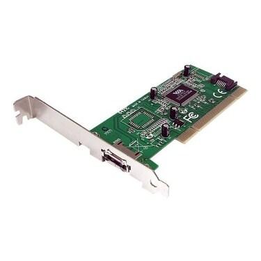 Startech Pciesata2i 1 Port Esata + 1 Port Sata Pci Sata Controller Card