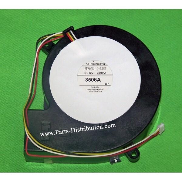 Epson Projector Fan Intake: EB-420, EB-425W, EB-430, EB-435W EH-TW5900 EH-TW5910