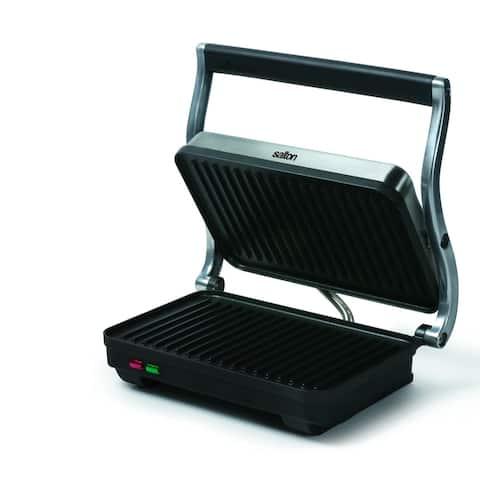 Salton Panini grill stainless steel SG1263