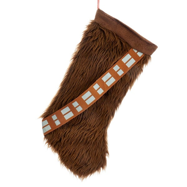 "Star Wars Chewbacca 18"" Stocking"
