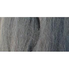 Ash - Natural Wool Roving .3Oz