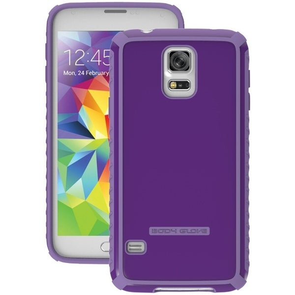 Body Glove Tactic Case for Samsung Galaxy S5 (Purple) - 9410203