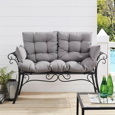 Art-Leon 5-pieces Patio Seat Cushion Set