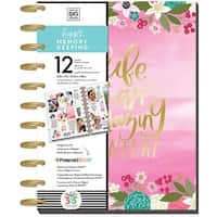 Create 365 Happy Memory Keeping Big Planner-Life Is An Amazing Adventure