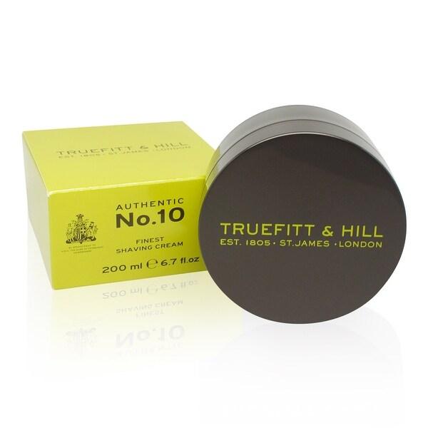 Truefitt & Hill No 10 Finest Shaving Cream 6.7 Oz