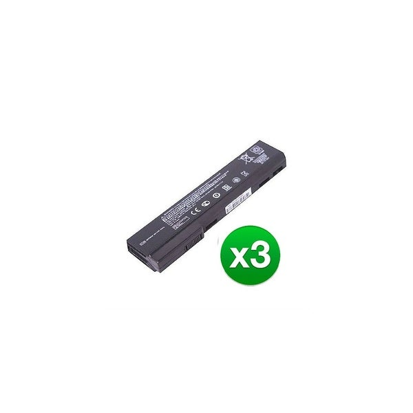 HP Notebook Battery 628670001 (3-Pack) Notebook Battery