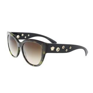 Versace VE4314 518313 Black Butterfly Sunglasses - 56-18-140
