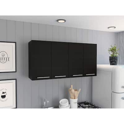 TUHOME 120 Wall Cabinet