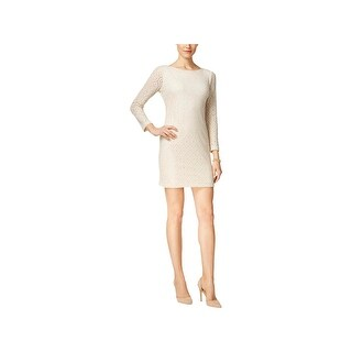 Jessica Howard Womens Petites Special Occasion Dress Metallic Shift (2 options available)