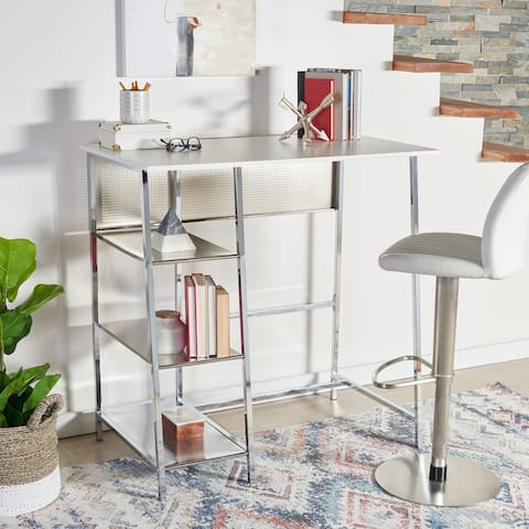 Safavieh Hayden Modern 3-Shelf Standing Desk