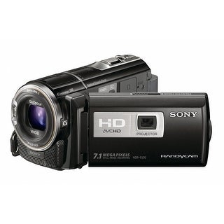 Sony HDR-PJ30V High Definition Handycam Camcorder with Built-in Projector (Black)