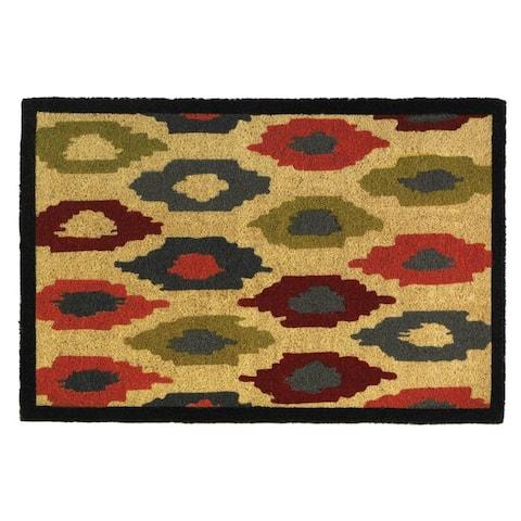 Nikki Chu Serengeti Coir Doormat