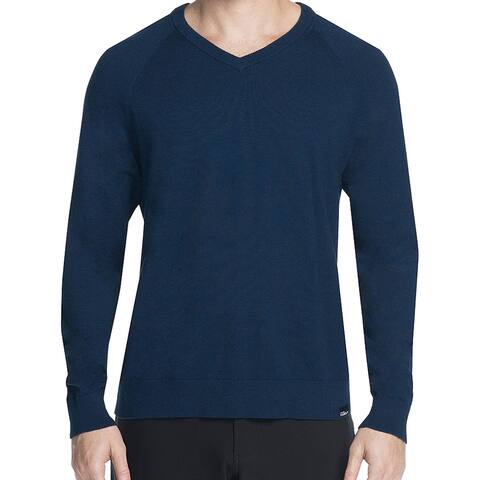 Skechers GoGolf Fairway Long Sleeve V-Neck Sweater