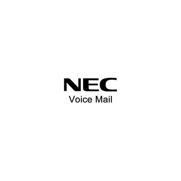 NEC SL1100 NEC-1100113M SL1100 CF 4 Ports/40 Hours Voice Mail