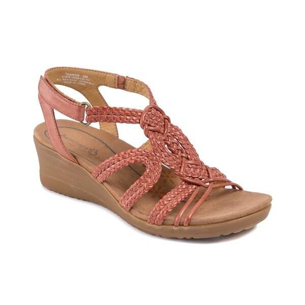 Baretraps Takara Women's Sandals & Flip Flops Red Rose