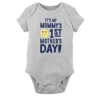 Carter's Baby Boys' Mother's Day Collectible Bodysuit, 12 Months