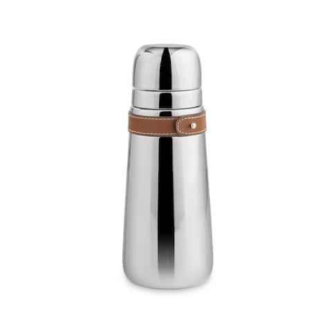 Nambe Tahoe Cocktail Shaker - Silver