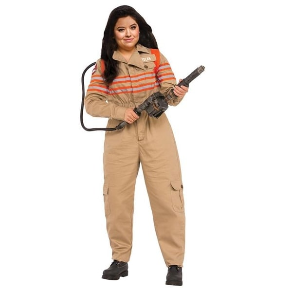 3e841e5c67c Rubies Costume RU820128 Ghostbusters Women Plus Costume