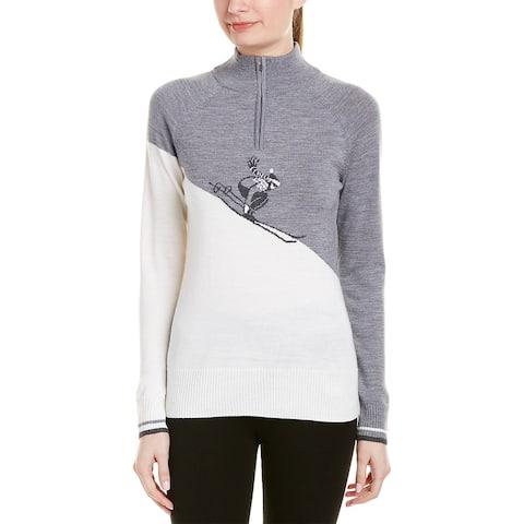 Krimson Klover Rosi Wool Sweater - XS