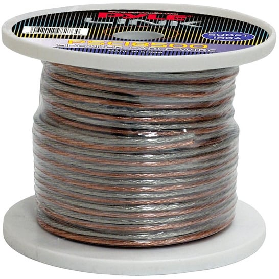 18 Gauge 500 ft. Spool of High Quality Speaker Zip Wire