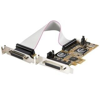 Startech.Com 8 Port Pci Express Low Profile Serial Adapter Card (Pex8s950lp)