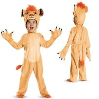 Toddler The Lion Guard Kion Deluxe Costume